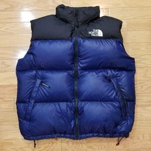 North Face Goose Down Insulation Puffy Vest